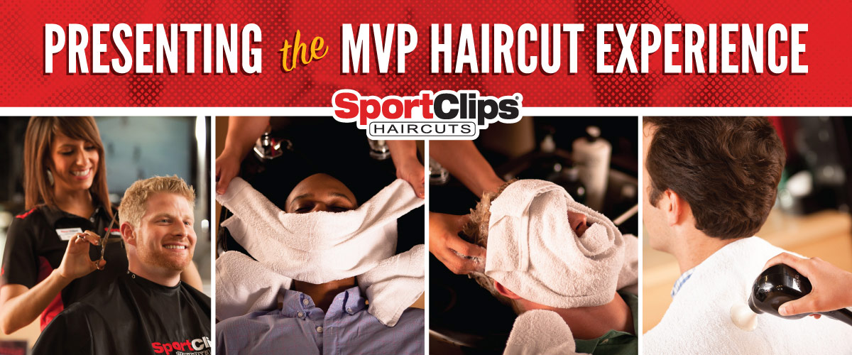 The Sport Clips Haircuts of Champaign - Old Farm Shops  MVP Haircut Experience